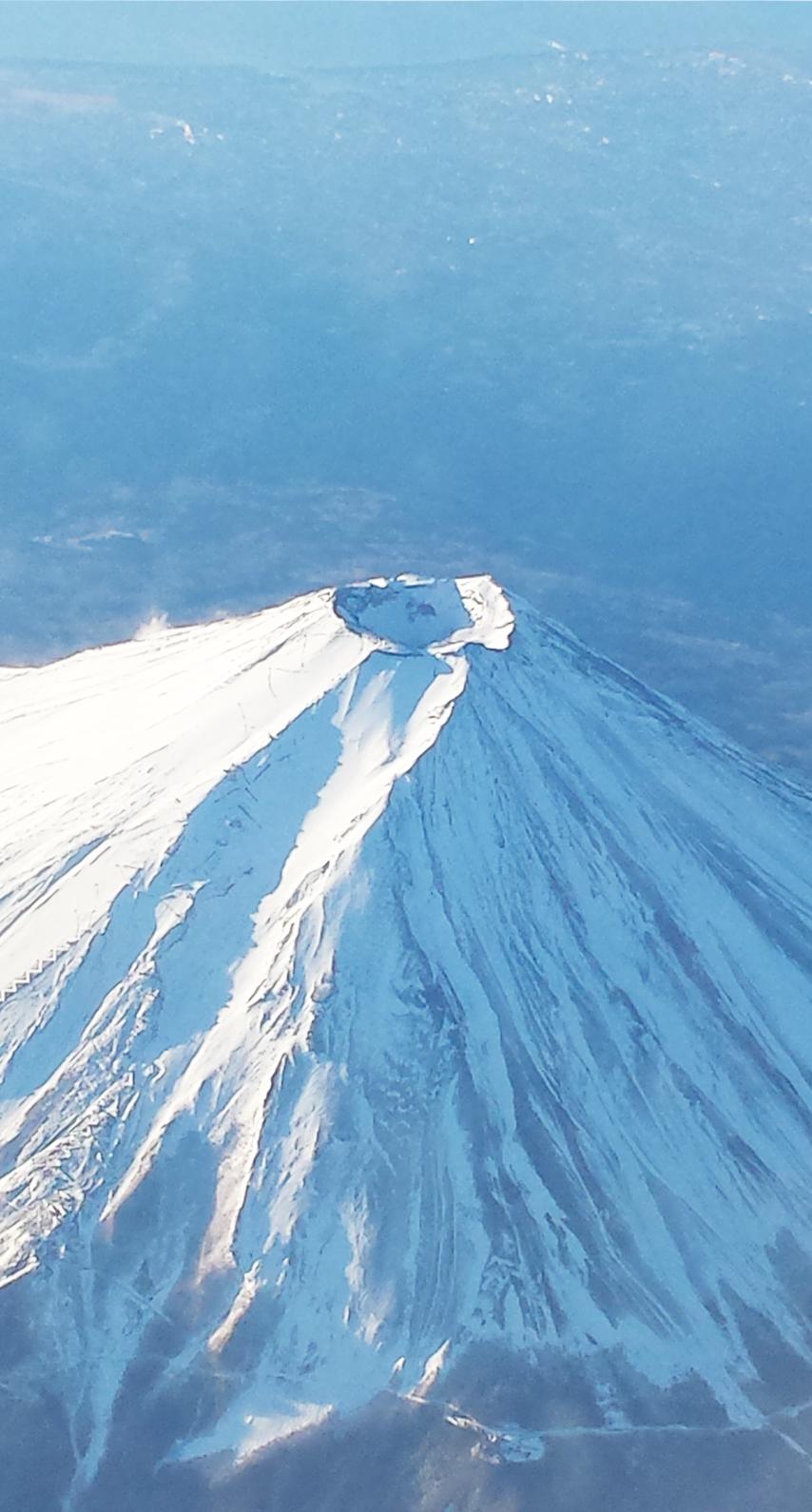 あやかり待ち受け 富士山