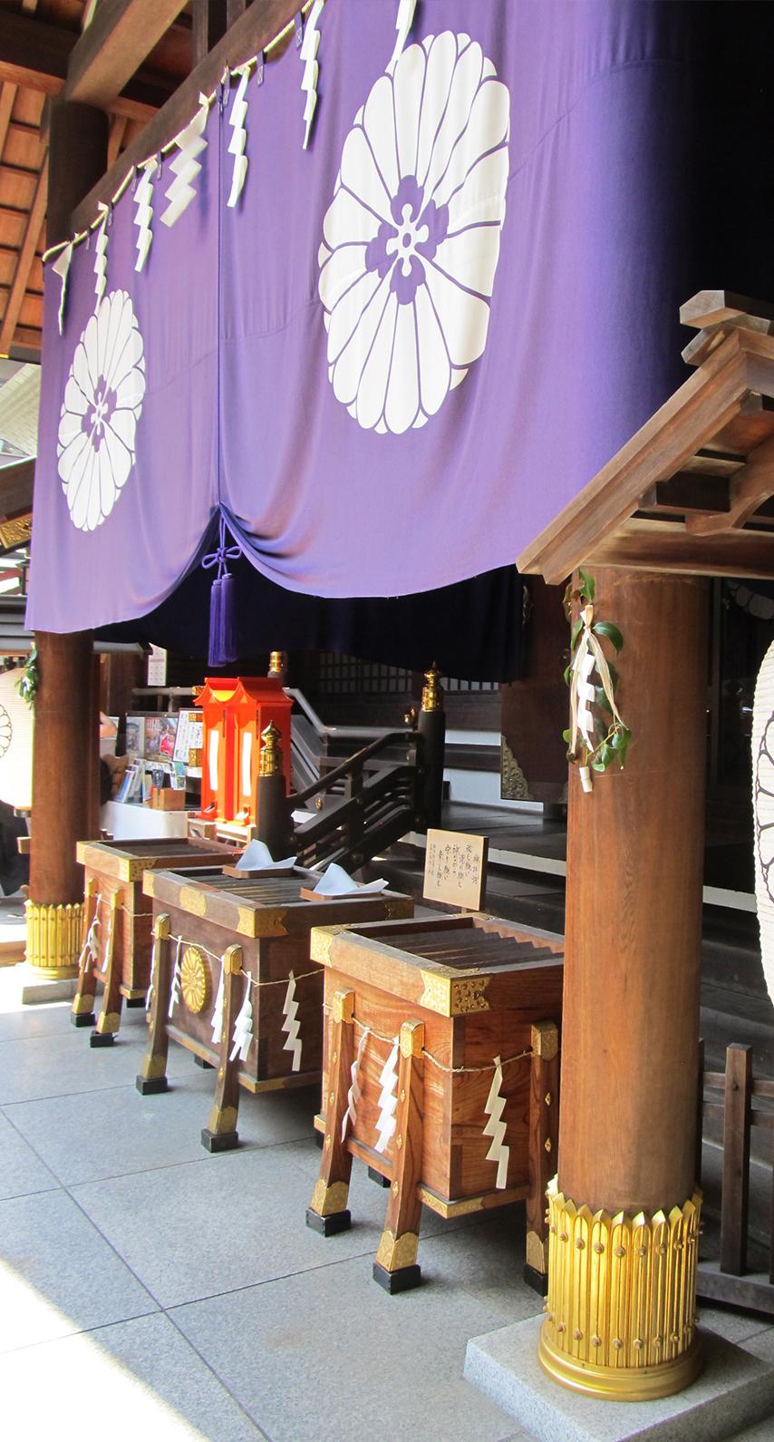 東京大神宮 あやかり画像