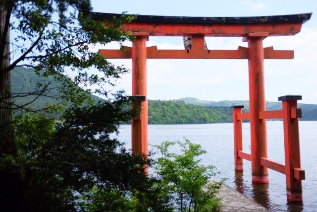 箱根神社・九頭龍神社