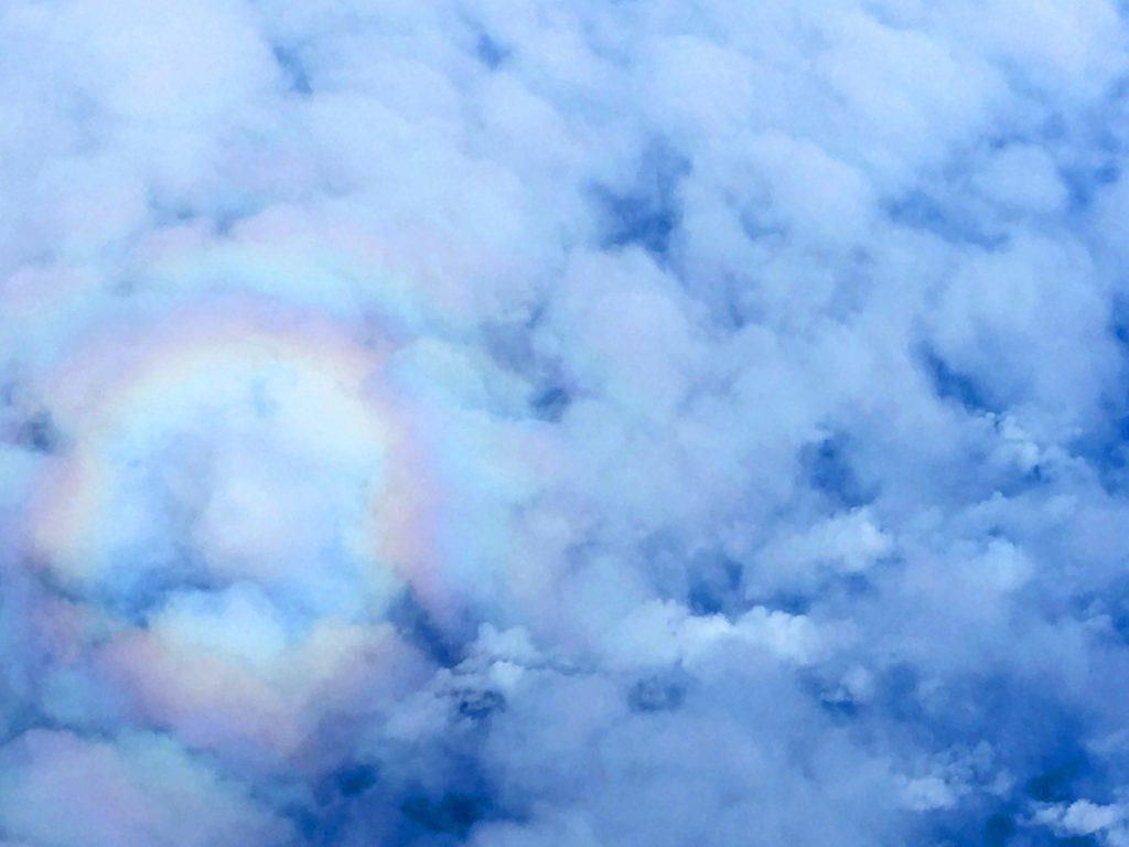 しあわせの虹の輪 待ち受け画像