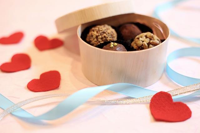 【恋愛成就なんと60%】バレンタインの本命チョコは手作りで攻略すべし!成功率アップ のイメージ画像