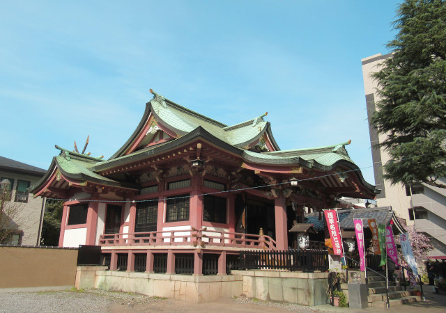 今戸神社 東京